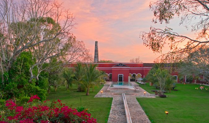 Luxury Yucatan Hacienda Collection