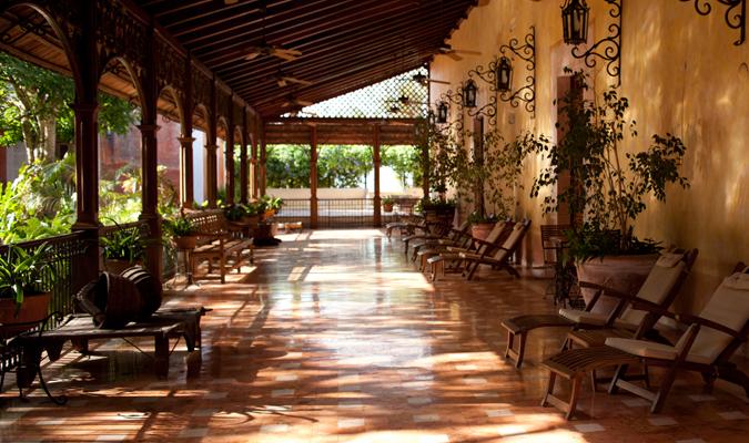 Hacienda Xcanatun Merida Journey Mexico