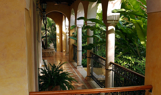 Luxury boutique hotel in Merida