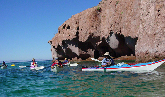 Baja Adventure Kayaking