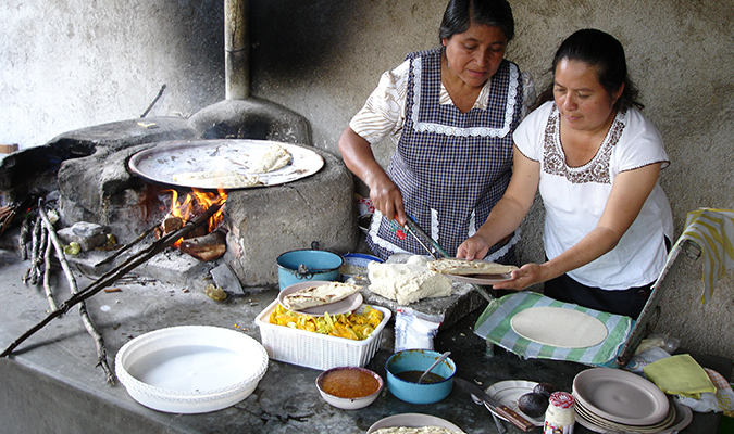 Lunch Culinary Trip Oaxaca