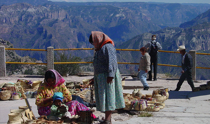 Copper Canyon Culture