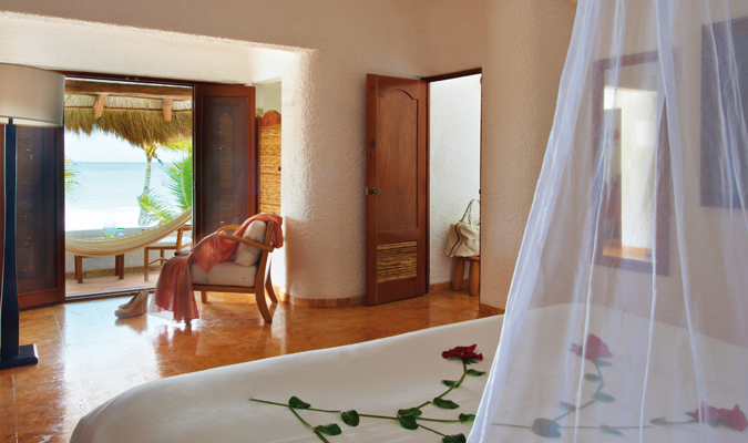 Boutique resort in Playa de Carmen