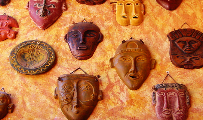 Culture Baja Masks
