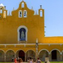 Izamal Merida in Yucatan Peninsula
