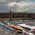 Historic City Center of Mexico City