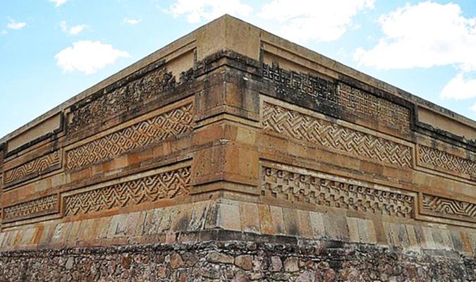 Oaxaca Mitla Ruins