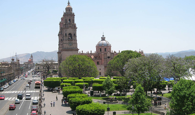 City View of Morelia