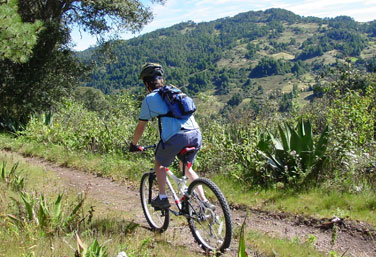 Oaxaca Cycling Excursion
