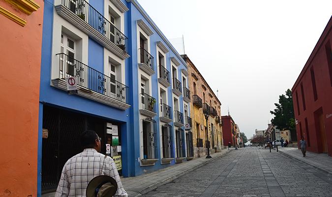 City Tour Oaxaca Street