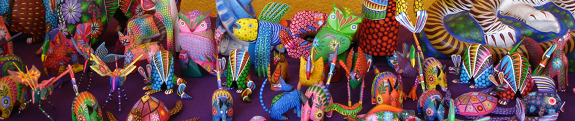 A True Oaxaca Alebrije Journey Mexico