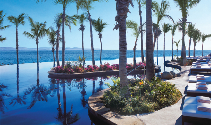 One and Only Palmilla luxury hotel in Los Cabos