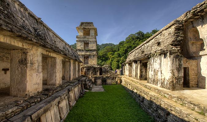 Chiapas Palenque