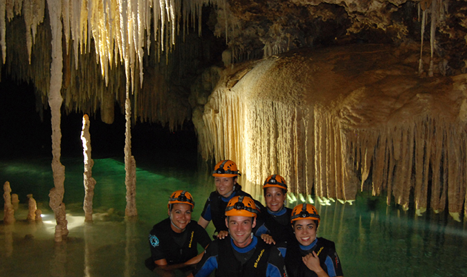 Adventure in Rio Secreto