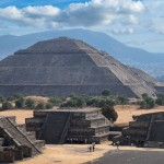 Pyramides of Teotihuacan
