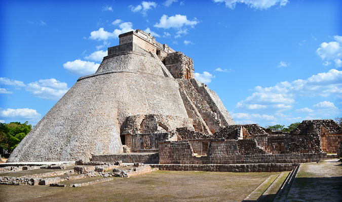 Mayan World Uxmal