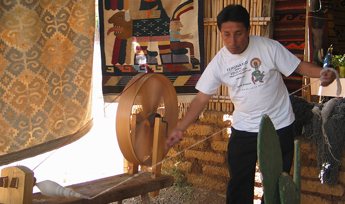 Weavers of Teotitlan del Valle