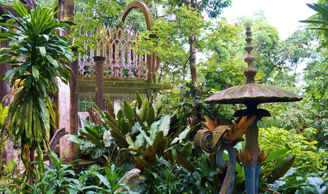 Surrealist Gardens of Sir Edwards James
