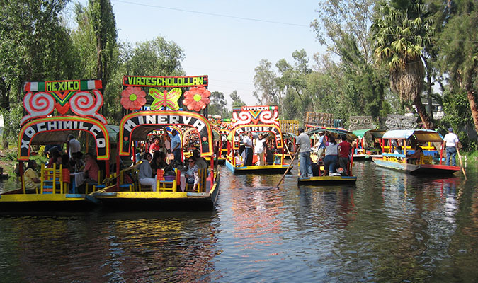 Mexico City Culture Xochimilco