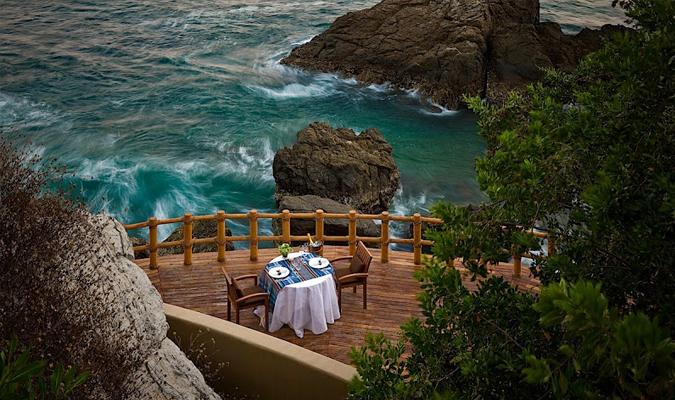 Capella Ixtapa Pacific Coast Journey Mexico