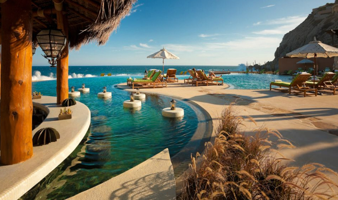 Luxury resort Los Cabos Capella Pedregal