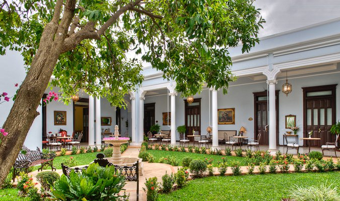 Boutique hotel in Merida