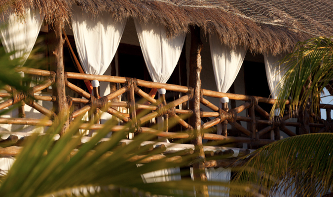 Isla Holbox boutique hotel