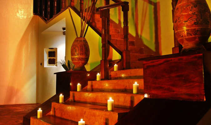 Chanabnal boutique hotel in Chiapas