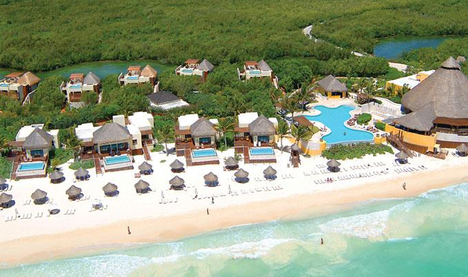 Fairmont Mayakoba luxury resort