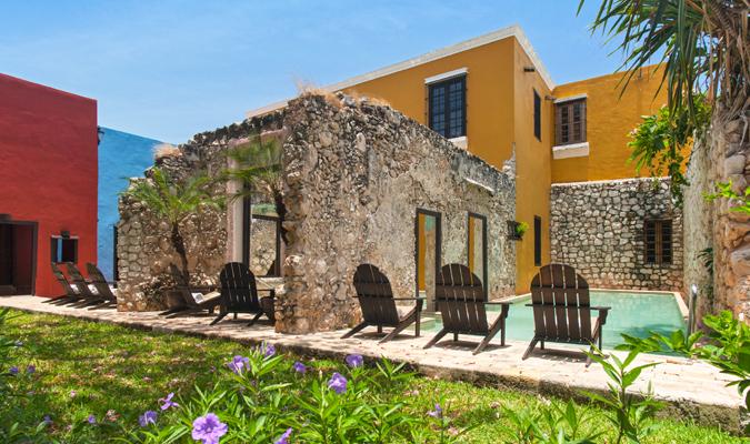 Hacienda Puerta Campeche Luxury Journey Mexico