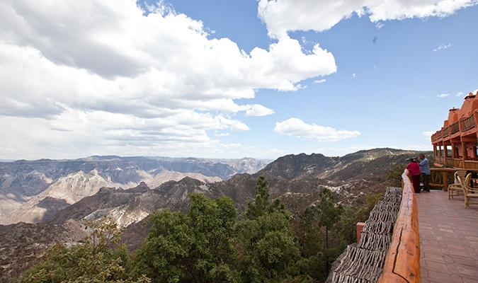 Hotel Mirador Copper Canyon Journey Mexico