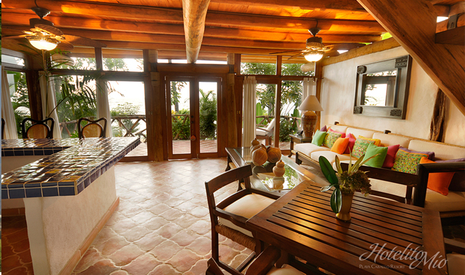 Boutique hotel south Vallarta