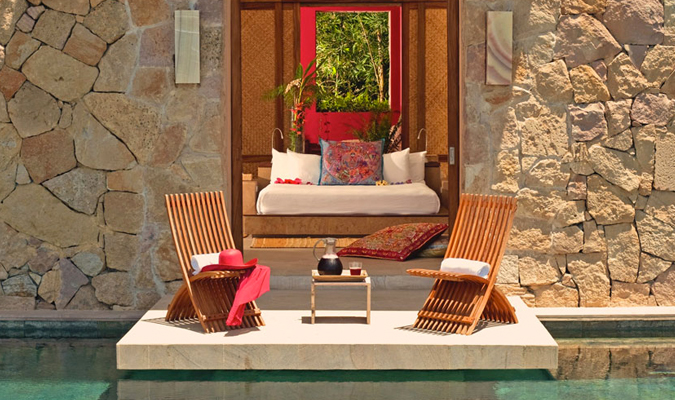 Intimate resort in Mexico