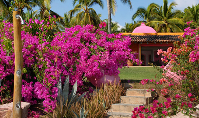 Las Alamandas boutique resort Vallarta