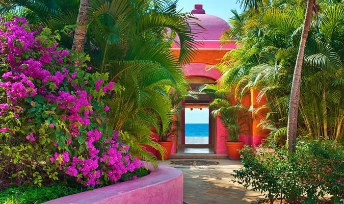 Boutique villa and resort in Costa Alegre Careyes