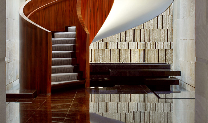 Luxury business hotel in Mexico City