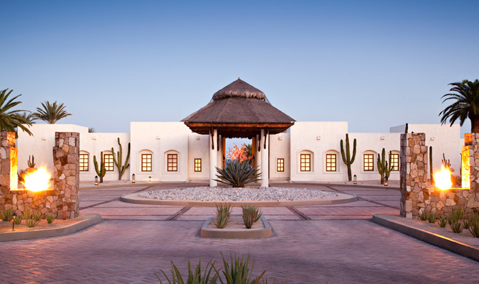 Luxury resort Los Cabos