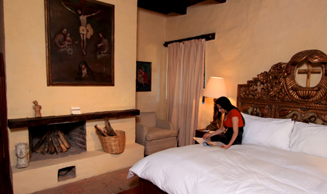 Luxury hotel in Chiapas