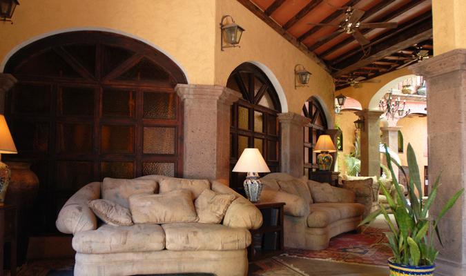 Boutique hotel in Loreto Baja