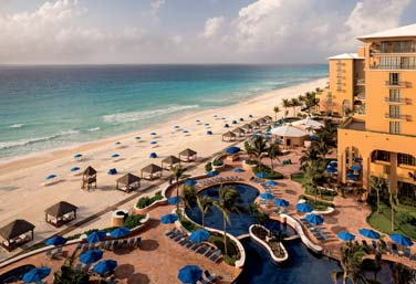 Ritz Carlton Cancun Hotel