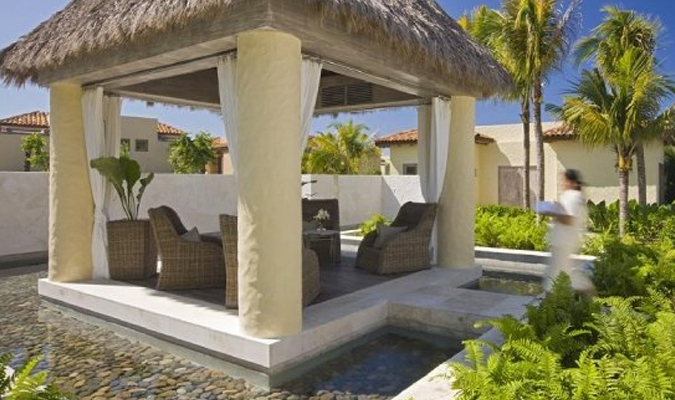 Luxury five stars in Mexico