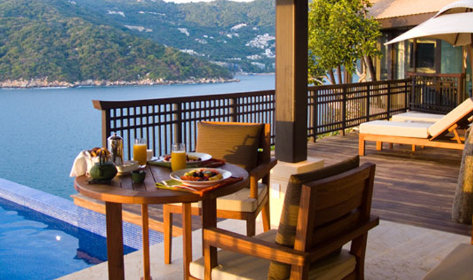 Five star Acapulco hotel - Cabo Marques