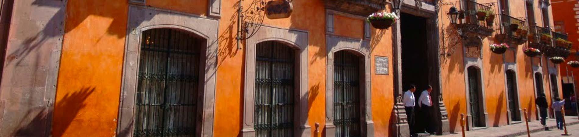 Casa de la marquesa queretaro journey mexico for Hotel luxury queretaro