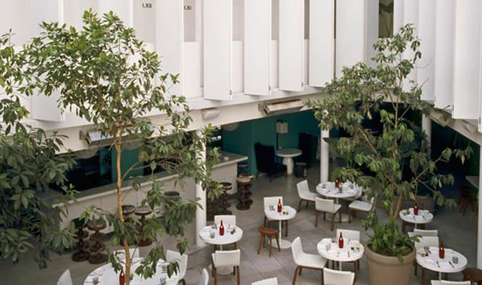 Condesa Hotel Boutique Mexico City