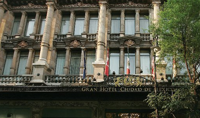 Hotel in Mexico City Centro