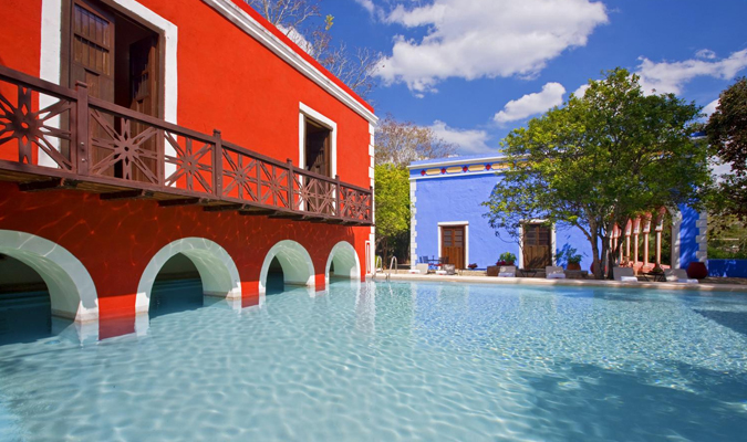 Hacienda Santa Rosa in the Yucatan Peninsula