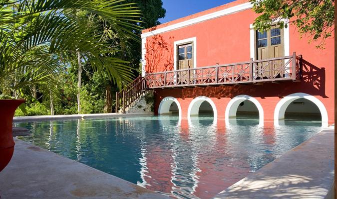 Hacienda Santa Rosa Yucatan Journey Mexico