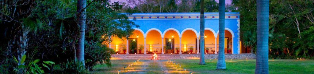 Hacienda santa rosa yucatan journey mexico for Design hotel yucatan