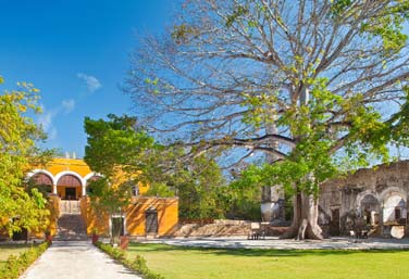 Hacienda Uayamon The Luxury Haciendas Yucatan
