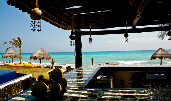 Playa del Carmen boutique hotel